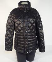 Lauren Ralph Lauren Black Packable Quilted Down Filled Puffer Jacket Women's NWT