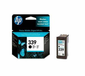 Genuine High Capacity Black HP 339 Ink Cartridge Vivera C8767EE