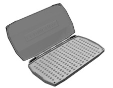 Umpqua LT Standard Premium Waterproof Fly Box Gray See-Through Lid
