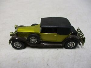1969 Matchbox Models of Yesteryear 1930 Packard Victoria Y-15