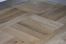 European Oak Parquetry Flooring Select Grade 450mm x 90mm x 18mm - $65 m2