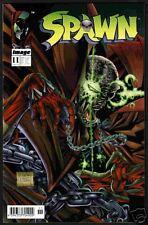 Spawn Infinity cómic 1. lainadmisibilidad. # 11/'98!