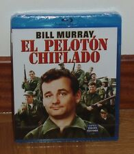 THE PLATOON NUTTY BLU-RAY NEW SEALED COMEDY BILL MURRAY (UNOPENED) R2