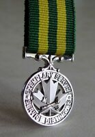 Canadian The CESM Corrections Exemplary Service Medal Mini / Miniature Size