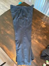 Men's Under Armour Golf Pants Flex Comfort Waist Size 42 x 29 Black