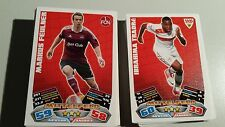30 Match Attax Basis Base Cards 12/13 2012/2013 aussuchen