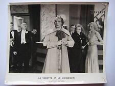 7 PHOTOGRAPHIES ARGENTIQUES 1940-50 7 VINTAGE ORIGINAL PHOTOGRAPHS FILM FRANCAIS