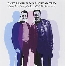 Chet Baker & Duke Jo - Complete George's Jazz Club Performance [New CD]