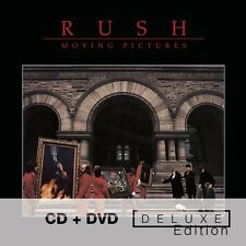 Rush - Moving Pictures [New CD] With DVD, Deluxe Edition