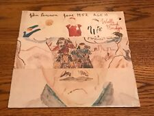 JOHN LENNON WALL AND BRIDGES ORIGINAL FIRST PRESS APPLE PROMO LP FACTORY SEALED
