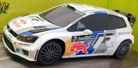 Maisto 1/24 Scale 27MHz Radio Control 81148 - Volkswagen Polo R WRC