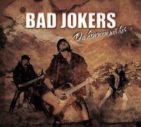BAD JOKERS - DA KOMMEN WIR HER  CD NEU