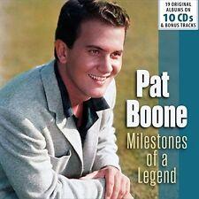 Pat Boone - Milestones of a Legend [CD]