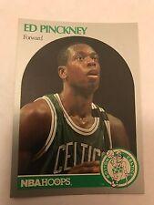 1990 NBA Hoops Ed Pickney Boston Celtics 47
