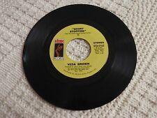 NORTHERN SOUL VEDA BROWN SHORT STOPPING/I CAN SEE EVERY WOMAN MAN BUT MINE STAX