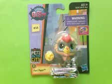 Littlest Pet Shop:Pets in the City #33 Pavi Papio the Baboon. Mint in Packet.
