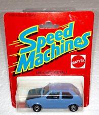 HOT WHEELS SPEED MACHINES VW HARE SPLITTER RARE BLACK WINDOWS BRAND NEW