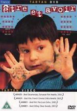 ETRE ET AVOIR BEST DOCUMENTARY AWARD 2002 TARTAN UK REGION FREE DVD NEW