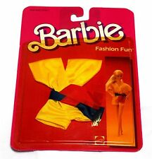 Barbie Fashion Fun Outfit 2090 1984 New/Sealed