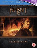 The Hobbit - Trilogie Étendue Edition 3D+2D Blu-Ray Blu-Ray (1000579764)