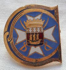 Insigne Marine 1939 WWII CONTRE TORPILLEUR CASSARD ORIGINAL FRENCH NAVY BADGE