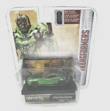 Transformers The Last Knight Crosshairs 2016 Chevy Corvette 1:64