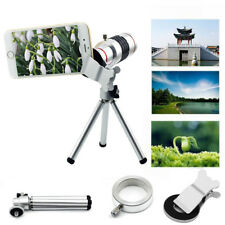 For Cell Phone 8X 10X 12X 14X 18X 200X Zoom Hd Telescope Microscope Camera Lens