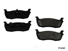 Disc Brake Pad Set-Original Performance Ceramic Rear WD Express 520 07110 508