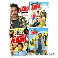 My Name is Earl: Complete Jason Lee TV Series Seasons 1 2 3 4 Box / DVD Set(s)