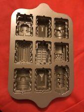 Nordic Ware / Train Cake Pan / Cast Aluminium / 3D Cake / Baking Pan / USA