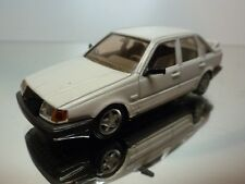 AHC PILEN 441 VOLVO 440 TURBO 1989 - WHITE 1:43 - NICE CONDITION - 2