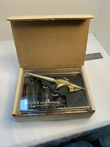 Binks Wren Airbrush 59-10002 Type B Kit & Instructions Looks Brand New