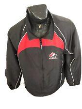 MENS XLarge Hockey Zip Front Warm Up Jacket Front Zip Pockets Team Canada Hockey