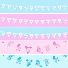 Baby Shower Table Decorations / Favours - Baby Bunting Boy Girl Unisex