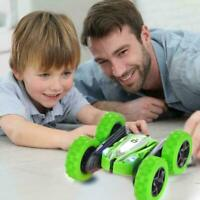 Remote Control Car 360° Rotate Stunt Car RC 4WD High Speed  Off-Road Kids Toy