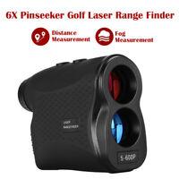 600M Distance Meter Digital Telescope Golf Hunting Laser Range Finder Waterproof