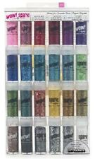American Crafts 24-Pack Wow and Spark Mixed Glitter and Tinsel, New, Free Shippi
