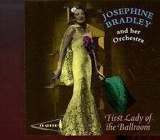 Josephine Bradley And Her Orchestra / First Lady Of The Ballroom - MINT