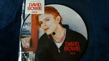 "7"" picture DAVID BOWIE tvc15 RECORD STORE DAY 2016 RSD 45 LTD SEALED"