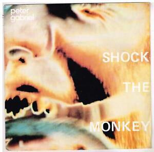 "Peter GABRIEL   Shock the monkey  ""7""45 tours SP"