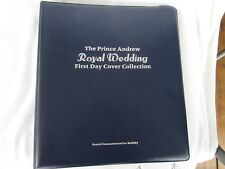 The Prince Andrew Royal Wedding Firsr Day Cover Coiiection~20 Covers!
