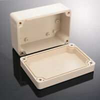 Plastic Waterproof Cover Electronics Project Box Enclosure DIY Case 100x68x50mm