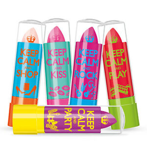 Rimmel London Keep Calm & Rock Lip Balms 5 FLAVOURS TO CHOOSE FROM