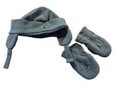 Nike Air Jordan Boys GirlsToddler Hat Beanie and Gloves Set Size 12-24 Months