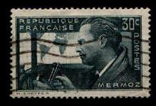 Flieger Jean Mermoz. 1. Gest. Frankreich 1937