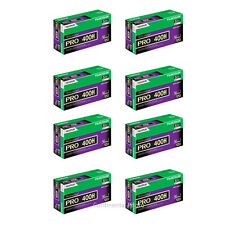 40 Rolls Fuji Pro Color 400H ISO 400 120 Pro Negative Film Pro Pack (NPH-120)