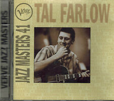 CD Tal Farlow ‎– Verve Jazz Masters 41 ,Sehr gut,Verve Records ‎– 527 365-2
