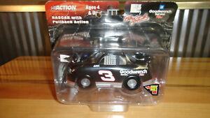 DALE EARNHARDT SR.#3 NASCAR/ACTION PULLBACK CAR