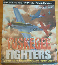 Tuskegee Fighters ADD ON for Combat Flight Simulator by Abacus Sealed Box