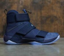 innovative design 97c34 4646e Mens Nike Nike Lebron Soldier 10 X SFG Sneakers New, Midnight Blue  844378-444